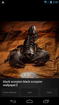 Emperor Scorpion Wallpapers apk screenshot