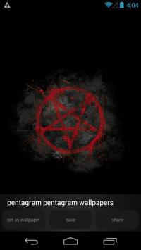 Pentagram Wallpapers apk screenshot
