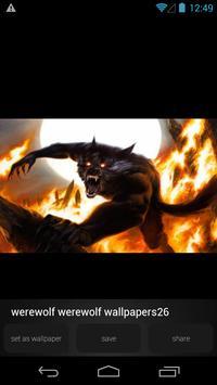 Werewolf Wallpapers screenshot 4