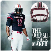 Football Player Face Maker icon