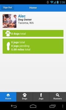 Jogs For Dogs apk screenshot