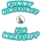 Funny Ringtones for Whatsapp icon