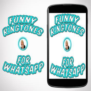 Funny Ringtones for Whatsapp apk screenshot