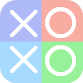 Tic Tac Toe - Free Puzzle Game for Adults and Kids icon