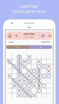 Tic Tac Toe - Free Puzzle Game for Adults and Kids screenshot 2