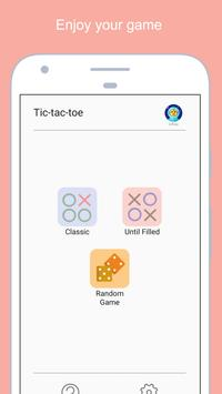 Tic Tac Toe - Free Puzzle Game for Adults and Kids screenshot 4