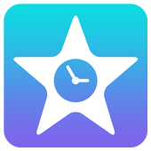 Icona Countdown Star
