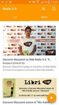 Radio 5.9 screenshot 3
