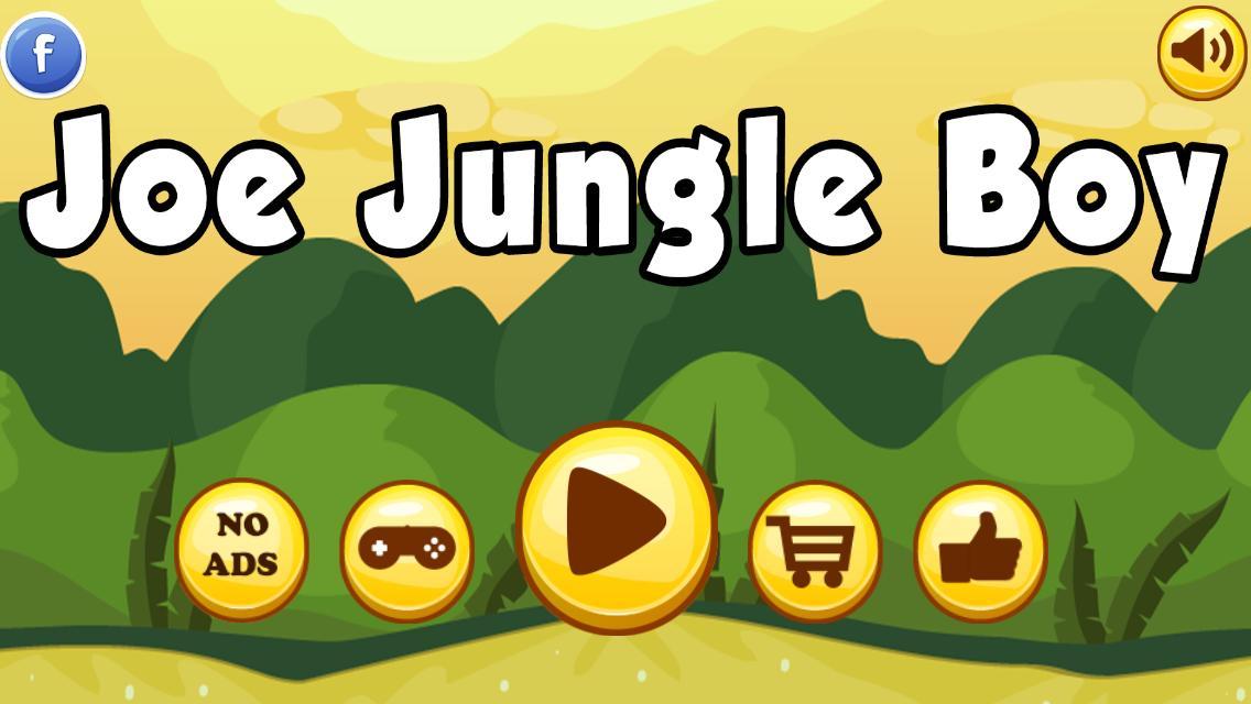 Joe Jungle Boy Adventure poster