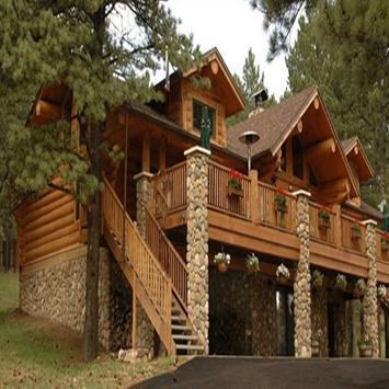 Wooden House screenshot 1