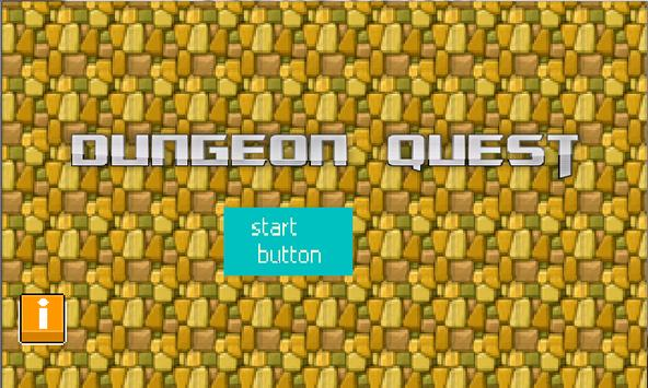 Dungeon legandary quest poster