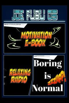 motivation e-book poster