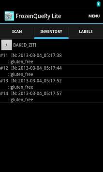 FrozenQueRy Lite apk screenshot