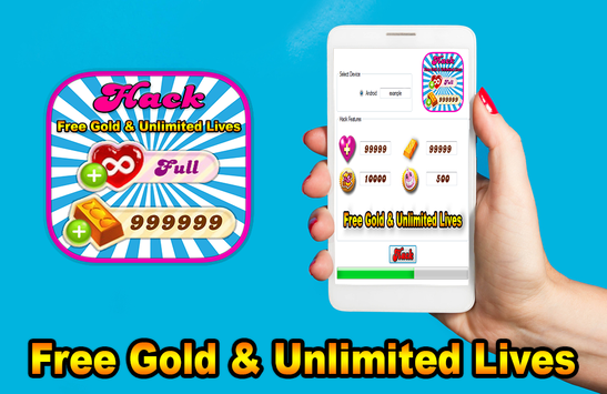 candy crush unlimited lives android