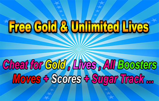 candy crush saga unlimited lives only apk