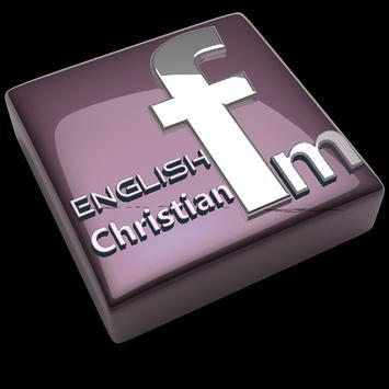 English Christian Radio's poster