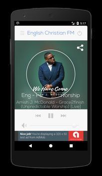 English Christian Radio's apk screenshot