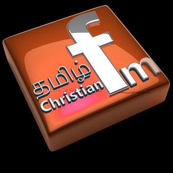 Tamil Christian Radio's poster