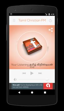 Tamil Christian Radio's screenshot 1