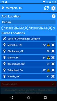 National Weather Service NOW screenshot 5