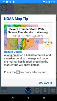 National Weather Service NOW screenshot 16