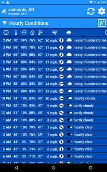 National Weather Service NOW screenshot 18