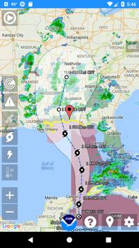 National Weather Service NOW screenshot 1