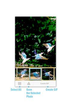 Silent Camera - BURST CAMERA apk screenshot