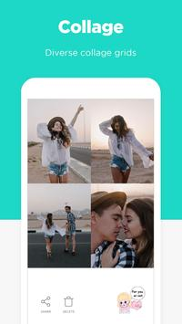 Candy Camera - schoonheidskamera, foto editor APK-screenhot