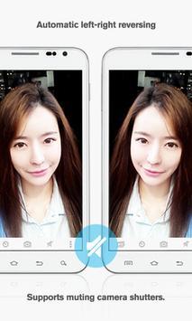 左と右のカメラを反転 ポスター