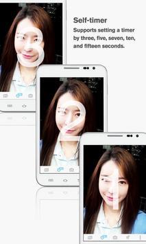 Silent Selfie Camera screenshot 2