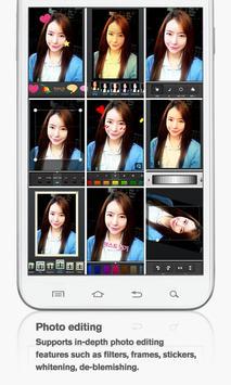 Silent Selfie Camera screenshot 3