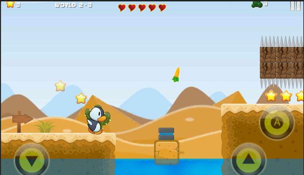 Penguin Run screenshot 2