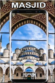 Masjid Wallpaper poster