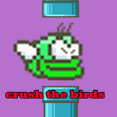 Crush The Birds 2017 icon