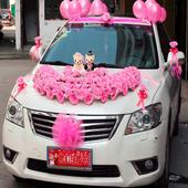 Decoration Car Wedding icon