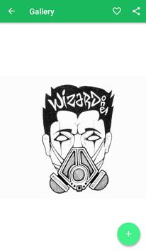 Draw Graffiti Characters screenshot 2