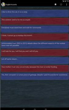 Funny English Accents apk screenshot