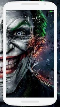 Joker Lock Screen screenshot 4