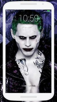 Joker Lock Screen screenshot 3