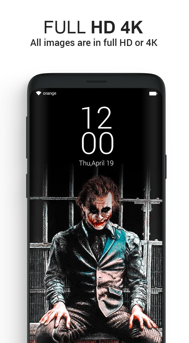 Joker Wallpapers 4k Hd 2018 Nuevo For Android Apk