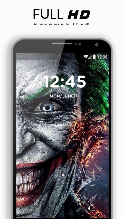 Joker Wallpapers 4k Hd 2019 New For Android Apk Download