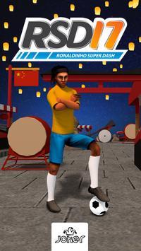 Ronaldinho Super Dash poster