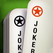 """""""Джокер"""" – карточная игра иконка"""