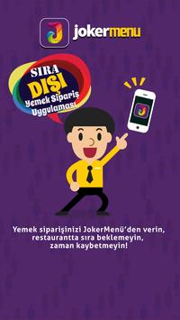 JokerMenu Terminal poster