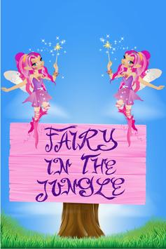 Fairy In The Jungle poster