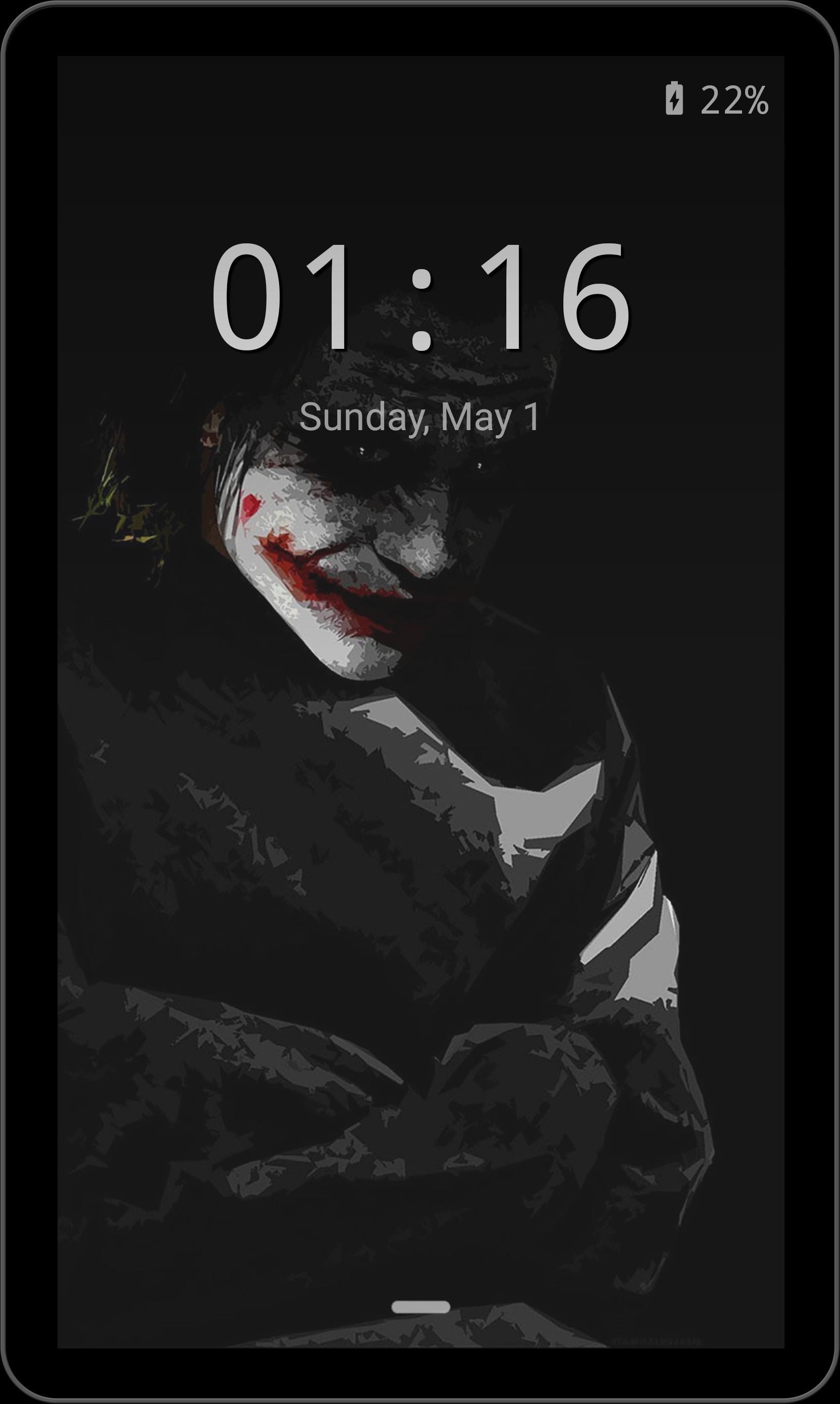 Joker Wallpaper 4k Lock Screen Joker Hd For Android Apk
