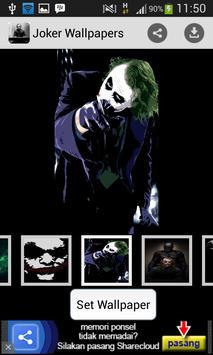Joker wallpapers apk download gratis personalisasi apl untuk joker wallpapers poster voltagebd Choice Image
