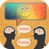 Funny Jokes best Share friends icon