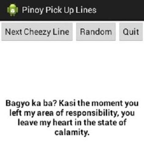 Pinoy Pick Up Lines Version 4 Apk 3 0 Download For Android Download Pinoy Pick Up Lines Version 4 Apk Latest Version Apkfab Com